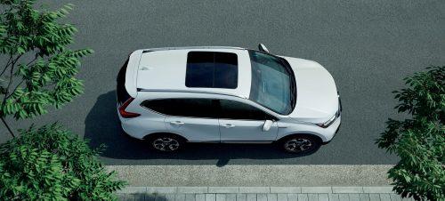 CR-Vのボディサイズ